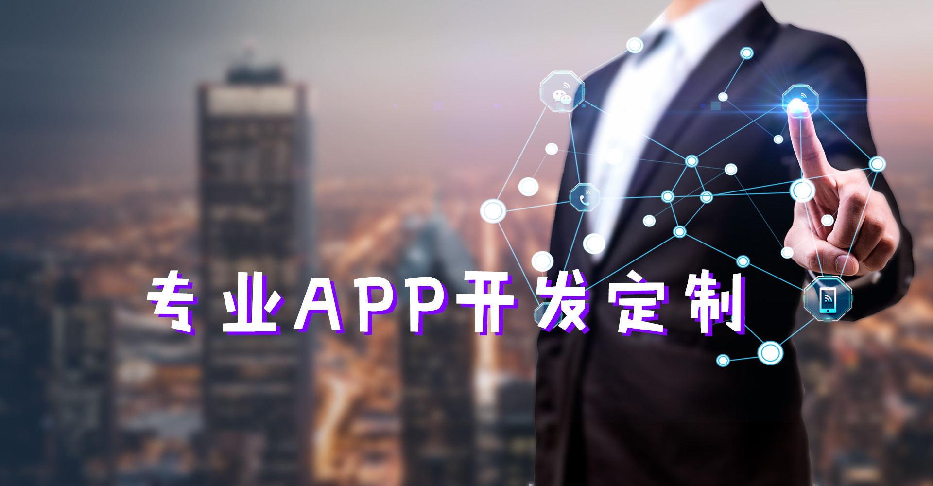 专业app开发定制