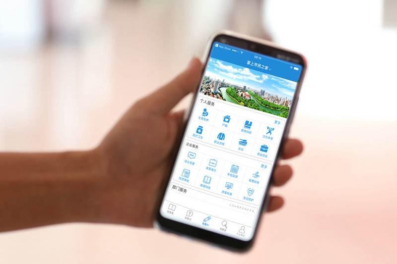 政务服务app开发定制